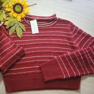 Juniors Derek heart sweater